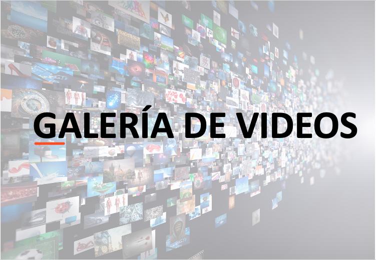 galería de videos